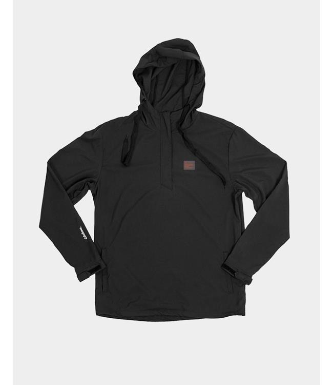 Follow Outer Spray Pullover (2020) - Black