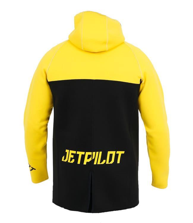Jetpilot Flight Mens Hooded Tour Coat (2022) - Yellow