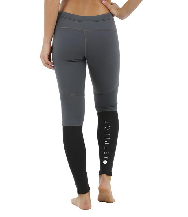 Jetpilot X1 1.5mm Womens Neoprene Leggings (2020) - Black