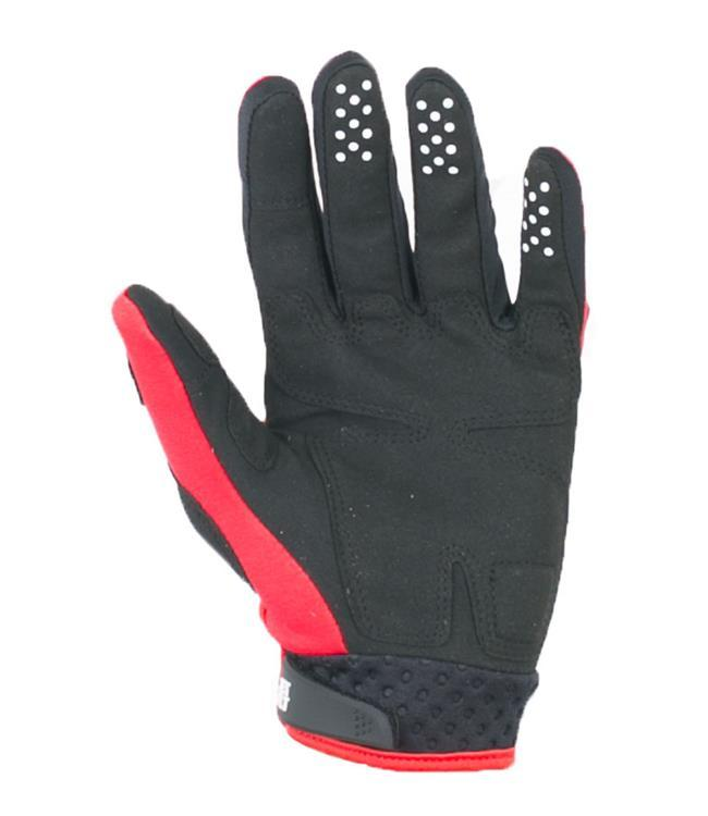 Jetpilot RX Race Jetski Gloves (2022) - Black/Red