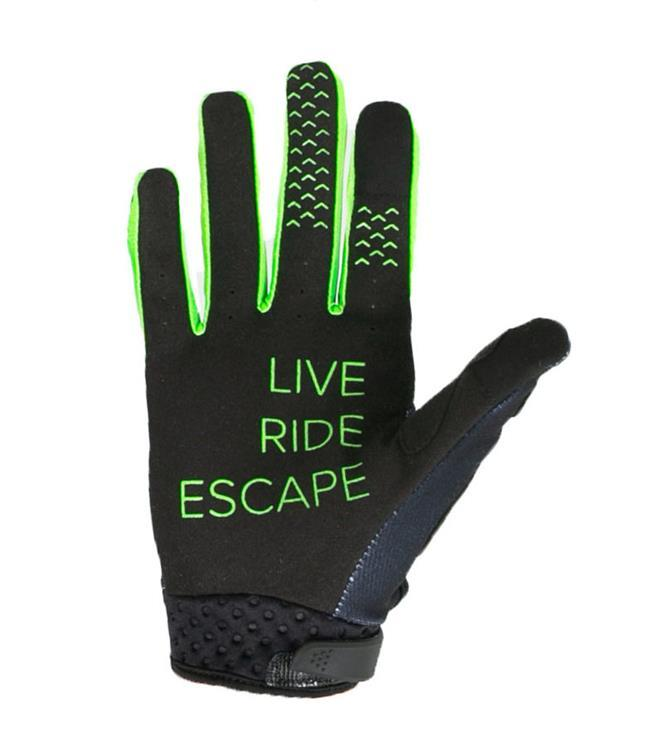 Jetpilot RX SuperLite Jetski Gloves (2021) - Green