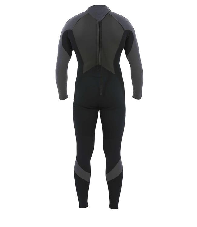 Jetpilot Flight Youth Full Wetsuit (2020) - Charcoal - Waterskiers World