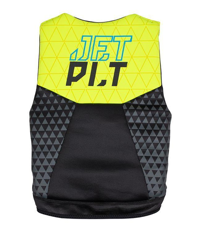 Jetpilot The Cause Junior L50 Life Vest (2021) - Yellow