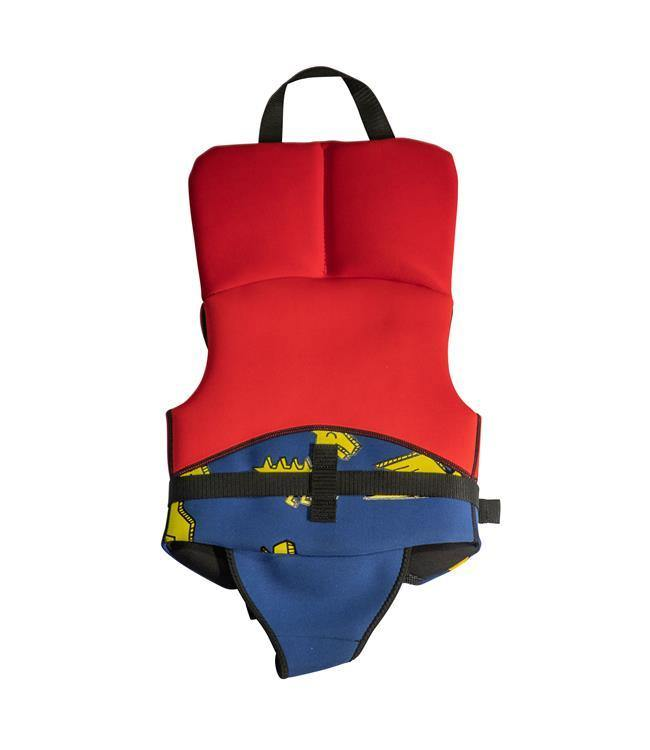 Wing Mayhem L50 Infant Life Vest (2021) - Red/Blue