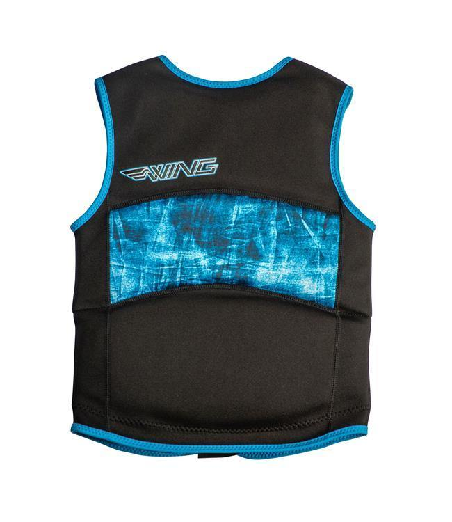 Wing Realm Boys Life Vest (2021) - Blue