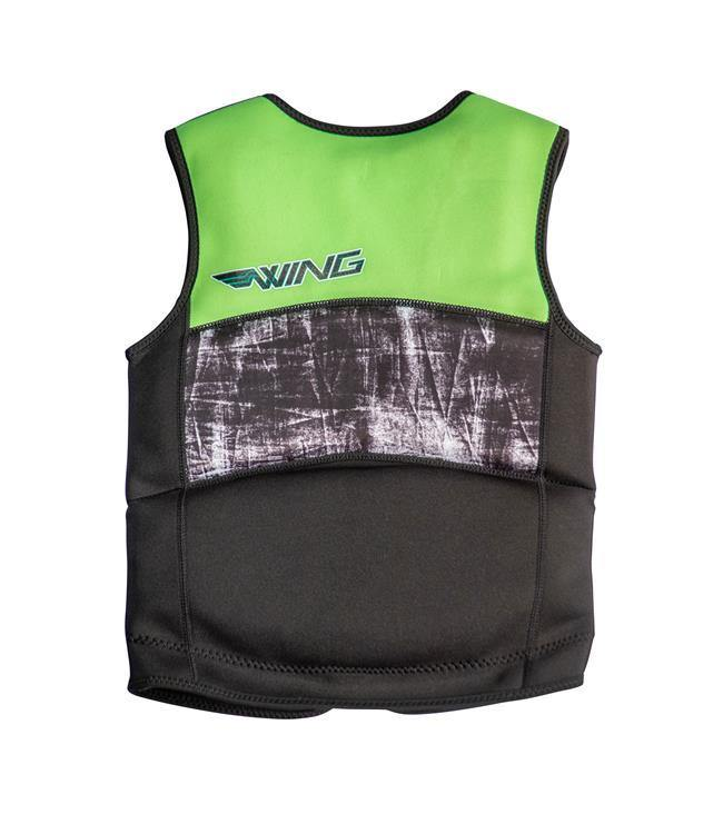 Wing Realm Boys L50 Life Vest (2021) - Lime