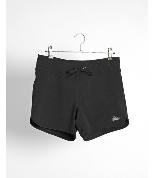 Follow Pharaoh Womens Ride Shorts - Black