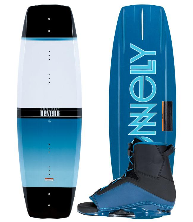 Connelly Reverb Wakeboard Package with Empire Boots (2021)