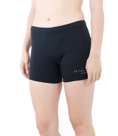 "Jetpilot Flight 5"" Womens Neo Shorts (2022) - Waterskiers World"