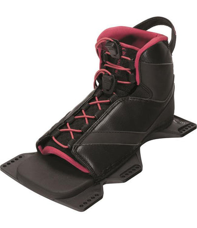 Connelly Concept Womens Slalom Ski with Shadow Boot & RTP (2021) - Waterskiers World