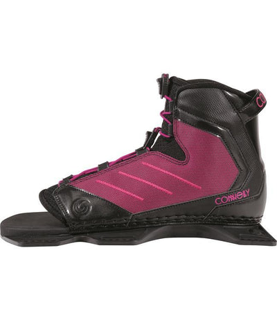 Connelly Aspect Womens Slalom Ski with Shadow Boot & RTP (2019) - Waterskiers World
