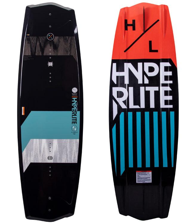 Hyperlite State 2.0 Wakeboard Package with Frequency Boots (2021)