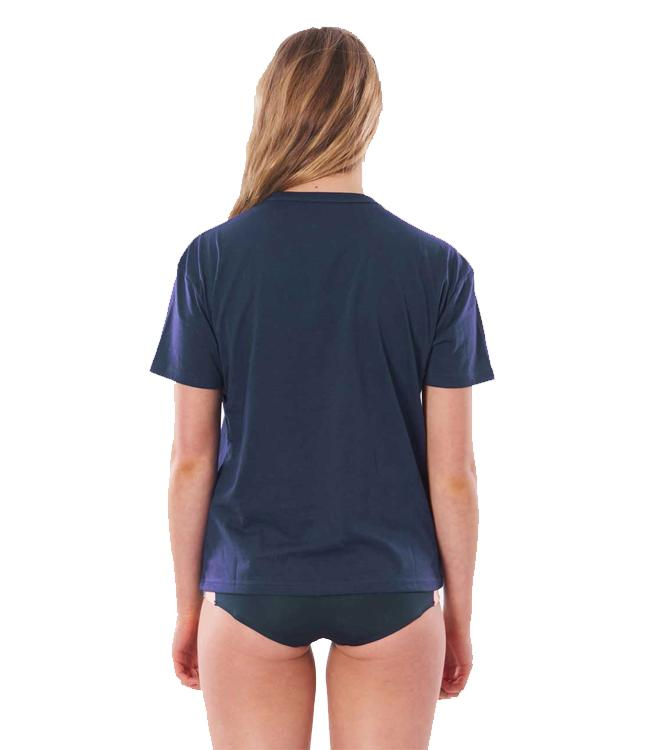 Ripcurl Searchers Womens Short Sleeve UV Tee (2021) - Navy