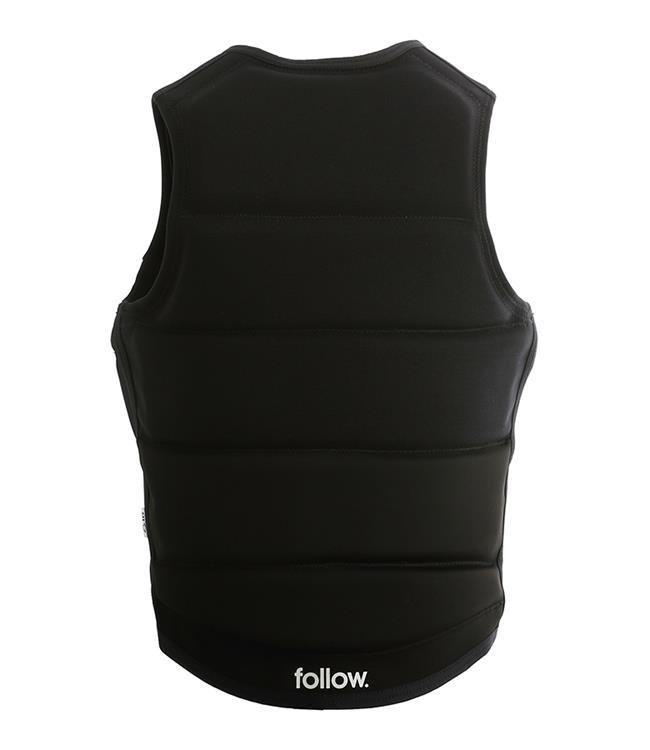 Follow Stow Womens Life Vest (2021) - Black - Waterskiers World