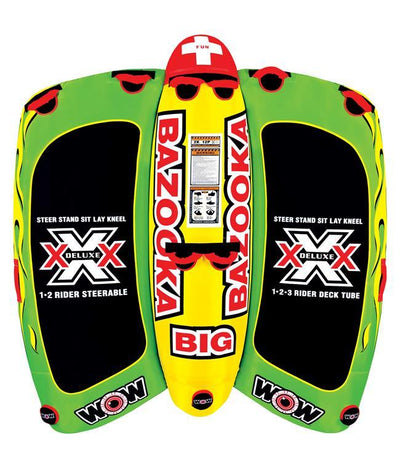 Wow Big Bazooka Ski Tube