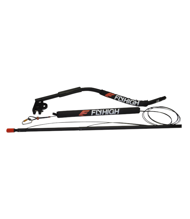 Barefoot International Deluxe Quad V-Drive Boom