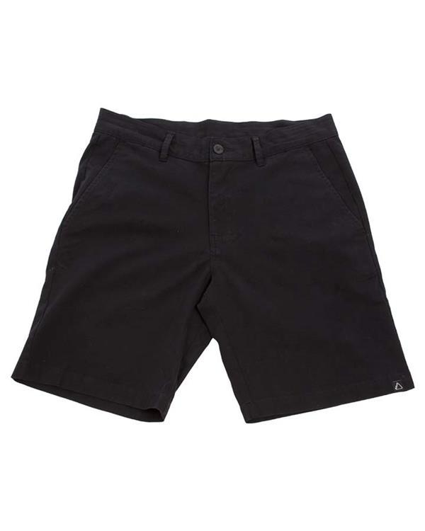 Follow Mens Chino Shorts (2018) - Black