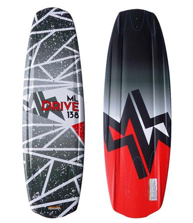 Masterline Drive Wakeboard Package with Ride Boots