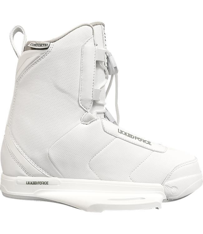 Liquid Force Hitch Wakeboard Boots (2019) - White