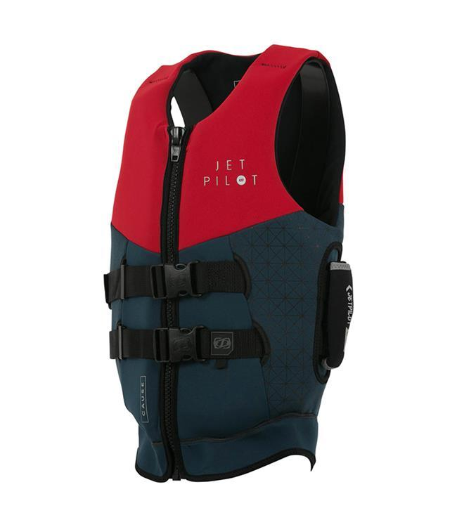 Jetpilot The Cause Womens L50 Life Vest (2020) - Red