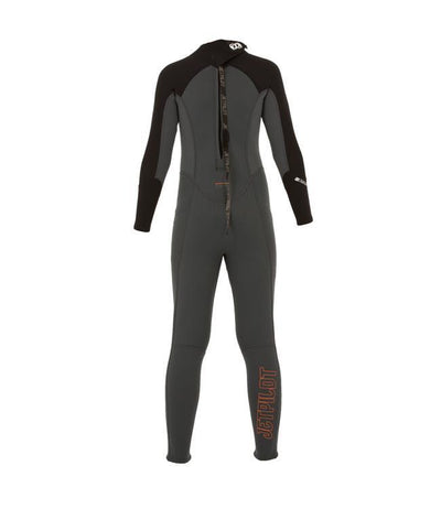 Jetpilot The Cause Boys Full Wetsuit (2019) - Black back