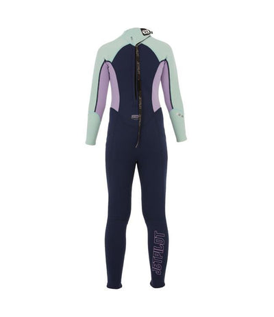 Jetpilot The Cause Girls Full Wetsuit (2019) - navy back