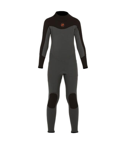 Jetpilot The Cause Boys Full Wetsuit (2019) - Black