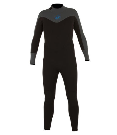 Jetpilot The Cause Mens Full Wetsuit (2019) - Black/Charcoal  front