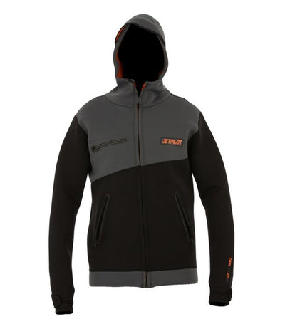 Jetpilot X1 Mens Tour Coat (2019) hood