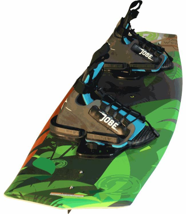Jobe Wolf Kids Wakeboard Package (2020)