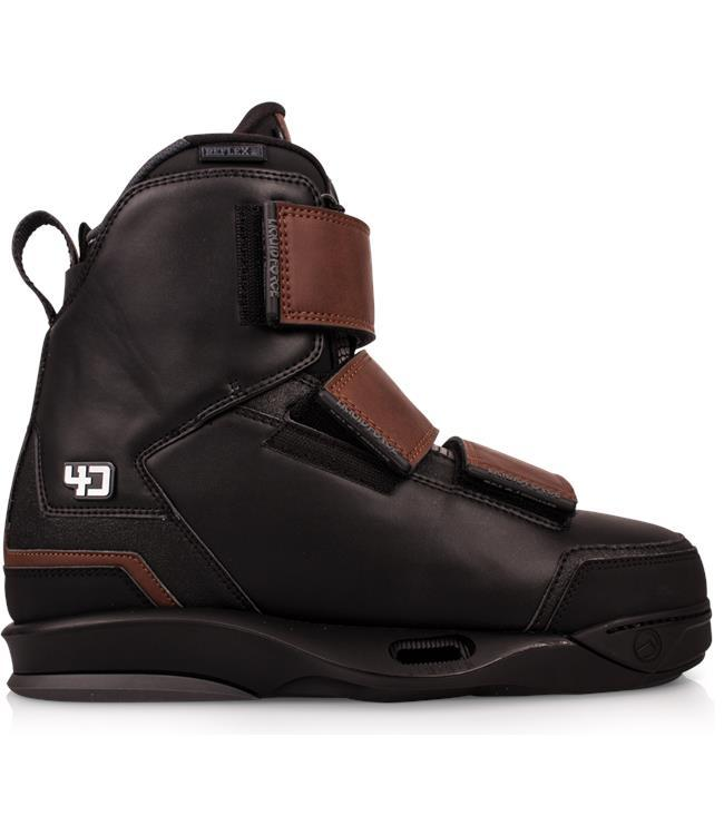 Liquid Force Hook 4D Wakeboard Boots (2019) - Waterskiers World