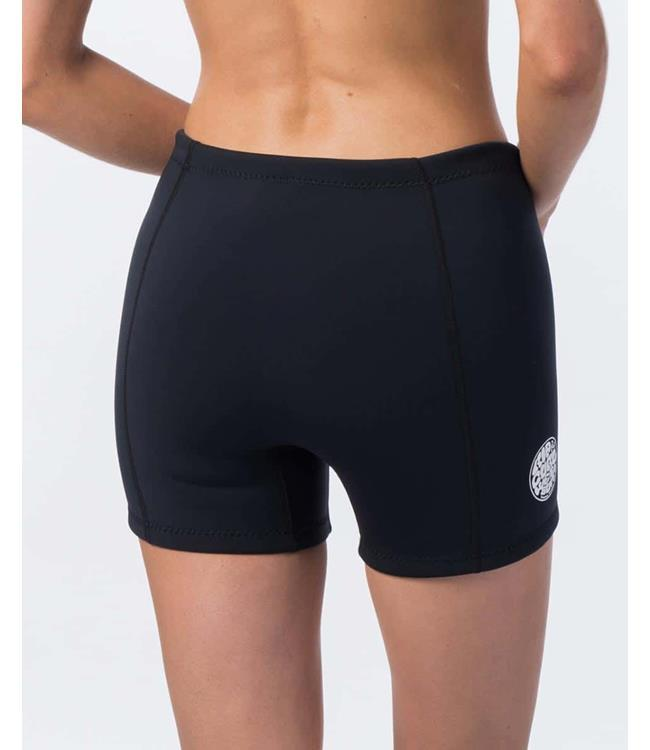 Ripcurl Dawn Patrol Womens Wetsuit Shorts (2021) - Waterskiers World