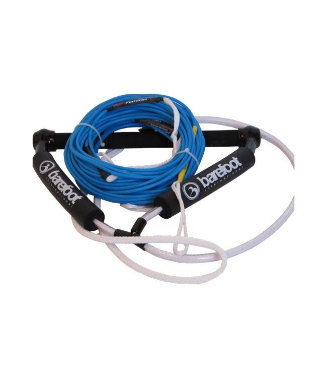 Fly High Barefoot Rope & Handle Combo - Waterskiers World