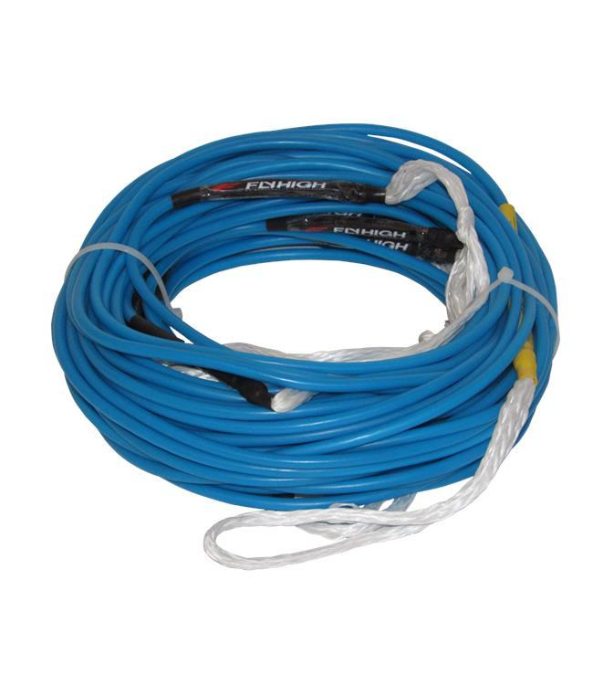 Fly High PVC Coated Spectra Barefoot Line - Waterskiers World