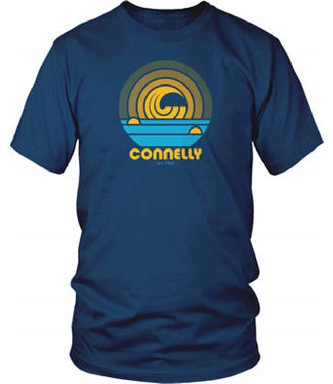 Connelly Sunset Tee (2018)