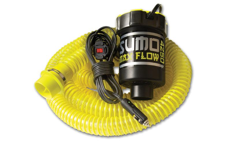 Straight Line Super Max Flow Pump