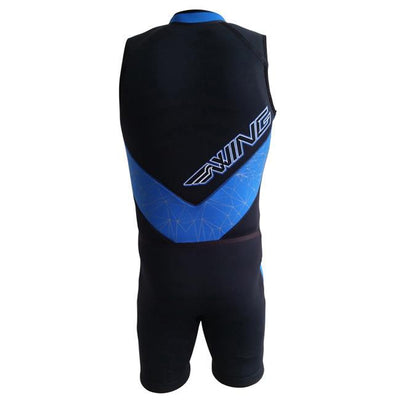 Wing Freestyle Mens Barefoot Suit (2019) back