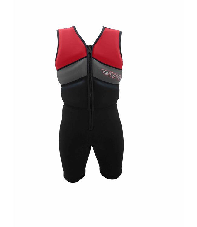 Wing Super Comp Suit Buoyancy Suit (2019) - Red side