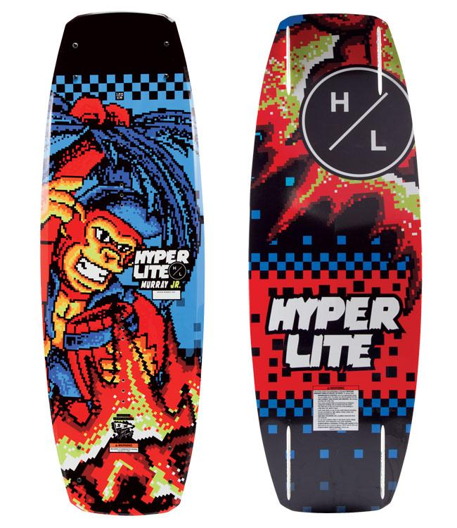 Hyperlite Murray Jnr Wakeboard Packages with Remix Boots (2020)