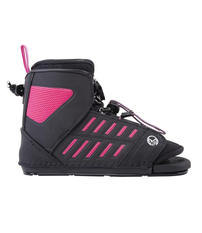 HO Carbon Omni Womens Slalom Ski with FreeMAX Boot & RTP (2021)