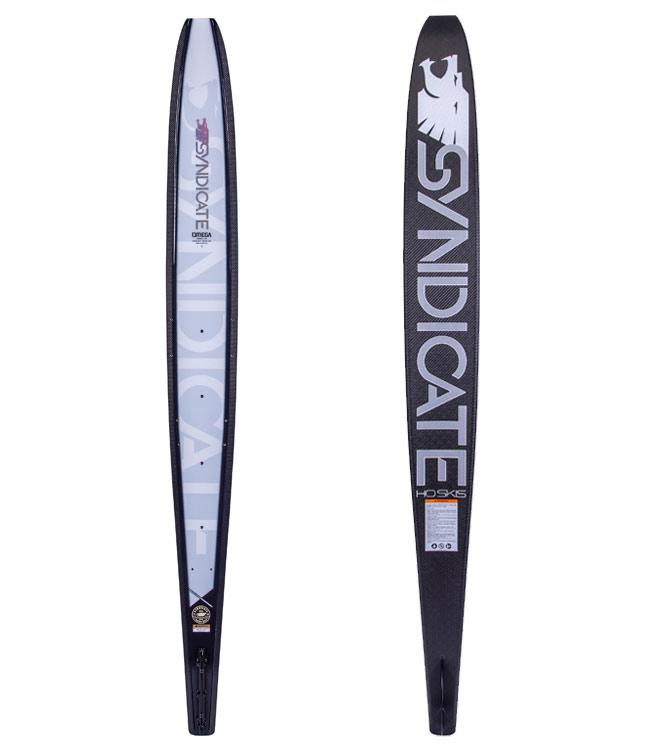 HO Syndicate Omega Slalom Ski with Stance Boot & RTP (2021) - Waterskiers World