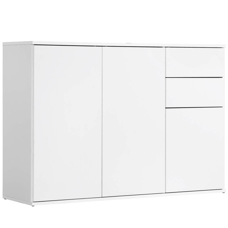 mokebo® 'Die Elegante' Kommode Sideboard Highboard Made in Germany #sku_KD1.1w