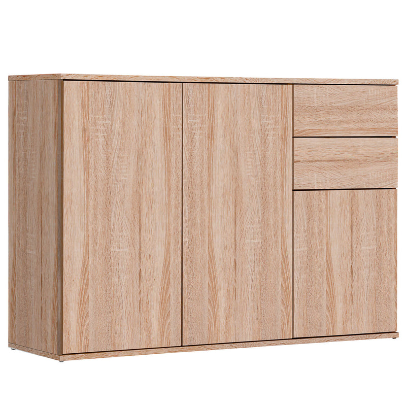 mokebo® 'Die Elegante' Kommode Sideboard Highboard Made in Germany #sku_KD1.1se