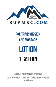 Massage - Ultrasound Lotion Gallon