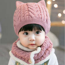 Kids Cap & Scarf | 2 piece set