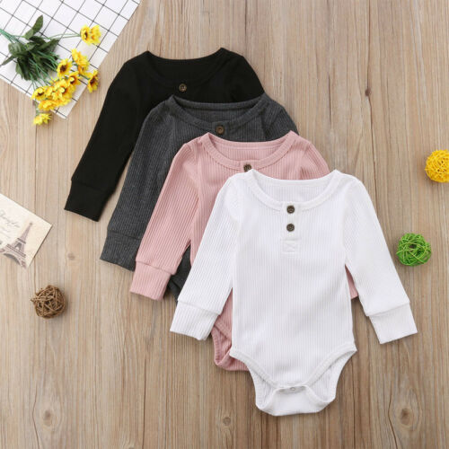 Newborn Cotton Long Sleeve