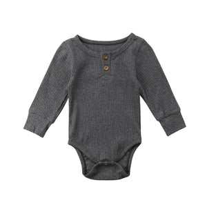 Newborn Cotton Long Sleeve - Cuddle Factory