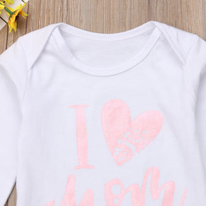 I love mom | 3 piece set