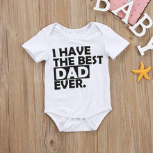 I Have the Best Dad/Mom Ever | Short sleeve