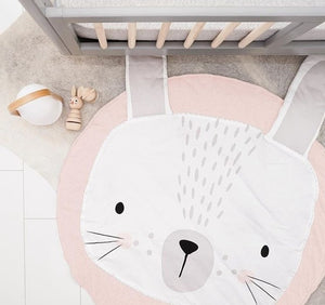 Rabbit Design | Baby Playmat
